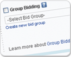 Group Bidding