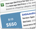 Bid Price Estimator